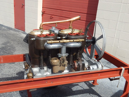 American LaFrance engine sold