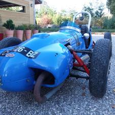 Deutsch-Bonnet Formula 500