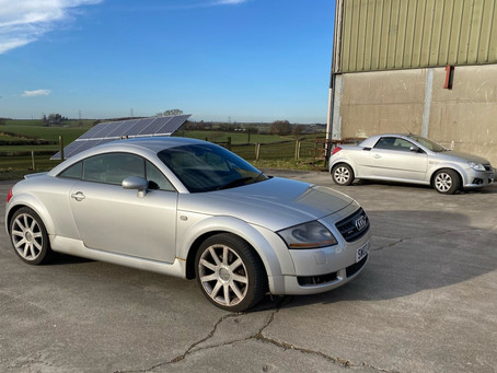 2003 Audi TT Quattro coming soon to the Inventory