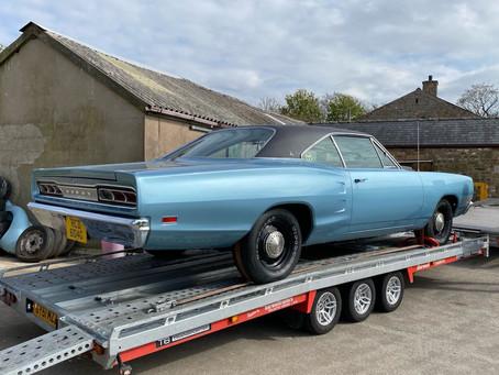 Dodge Coronet now sold