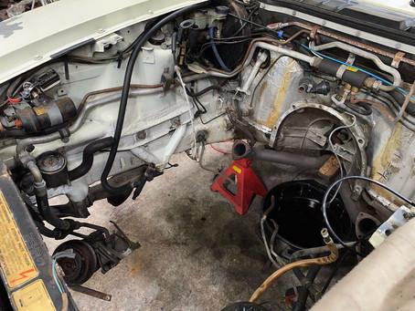 Porsche 928S2 Engine Rebuild