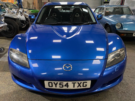 2004 Mazda RX8 now for sale