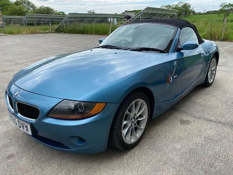 BMW Z4 sourced