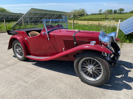 Wolseley Hornet added to Inventory
