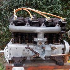 Henderson-Heath aero engine