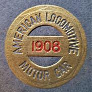 1907 ALCO 24/30 engine