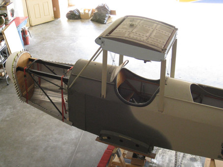 Caudron C277 Biplane added to the Inventory