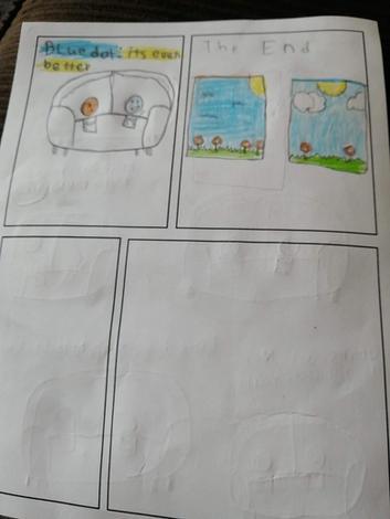 Comic Strip Page 2