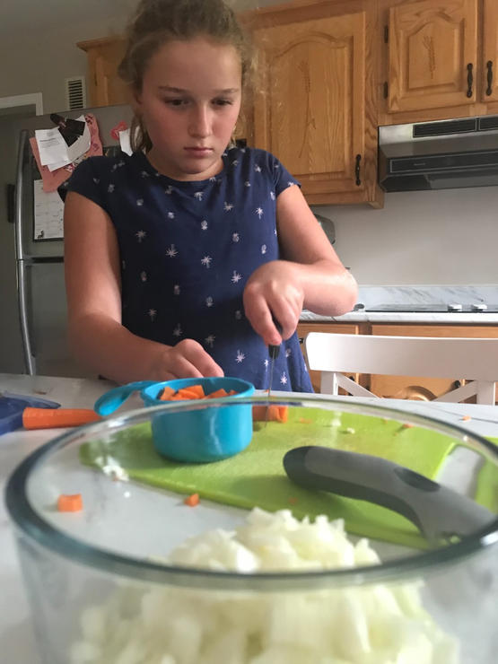 Cooking Activity