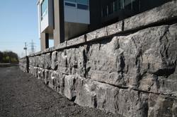 Démexco - Mur de pierre