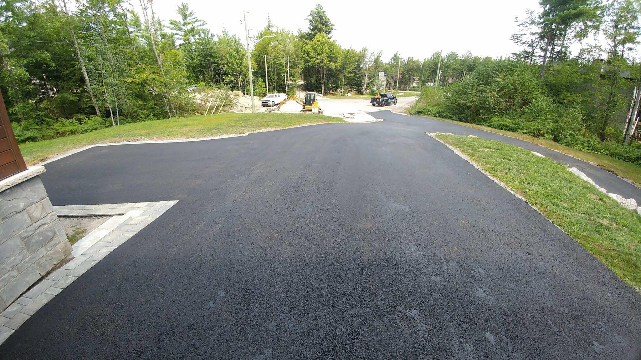 Démexco - Pavage asphalte