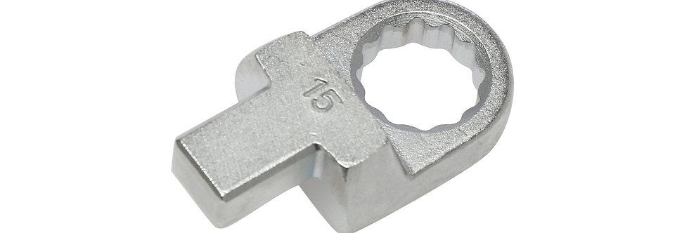 15mm RING INSERT SPANNER (TQWC100) (Teng Tools)