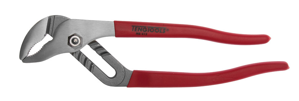 """12"""" GROOVE JOINT PLIER (MB412) (Teng Tools)"""
