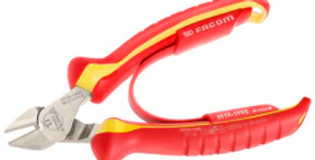 1000V ELEC DIAG CUTTING PLR 140MM (Facom)