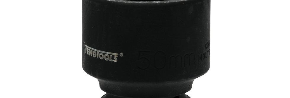 "1"" DRIVE - IMPACT - 50mm (Teng Tools)"