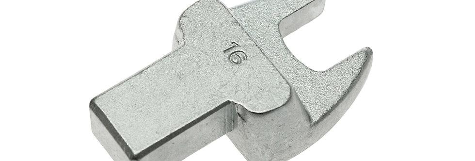 16mm OPEN END INSERT (TQWC200 TQWC500) (Teng Tools)