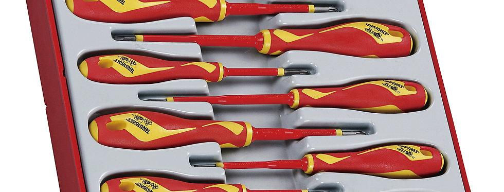 1000V 10 PIECE SCREWDRIVER SET (Teng Tools)