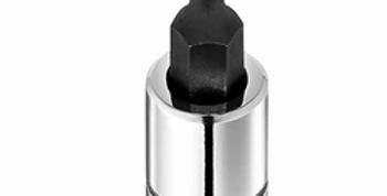 1/4' HEXAGON BIT SOCKET OGV GRIP 2.5MM (Facom)