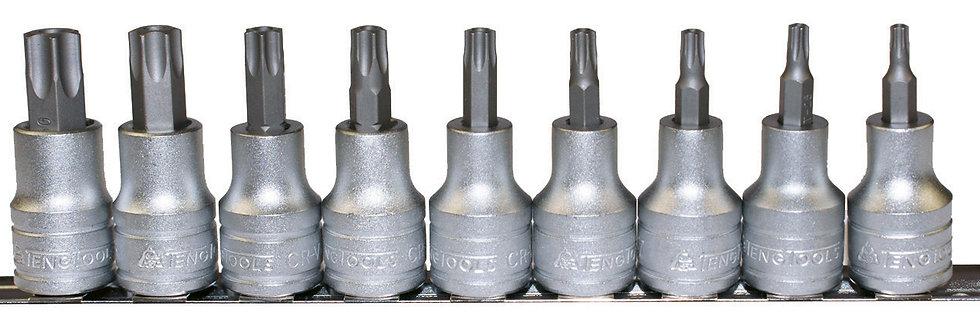 "1/2"" DRIVE TPX CLIP RAIL (Teng Tools)"