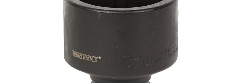 "1"" DRIVE - IMPACT - 70mm (2-3/4"") (Teng Tools)"