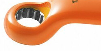 1000 VOLT INSULATED OFFSET RING WRENCHES 17 MM (Facom)