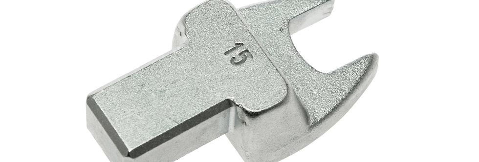 15mm OPEN END INSERT (TQWC200 TQWC500) (Teng Tools)