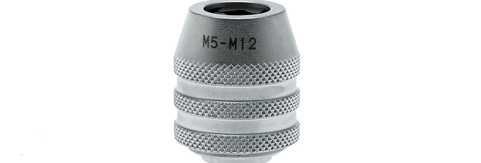 "1/4""DR TAP CHUCK FOR TAP(M5~M12) BU (Teng Tools)"