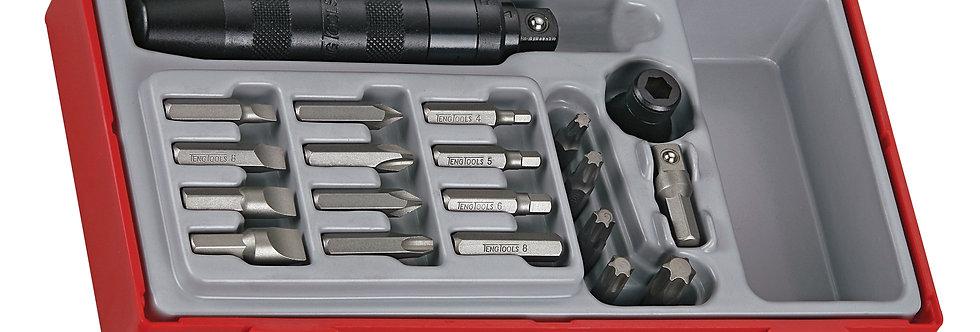 "1/2"" DRIVE IMPACT DRIVER SET (Teng Tools)"