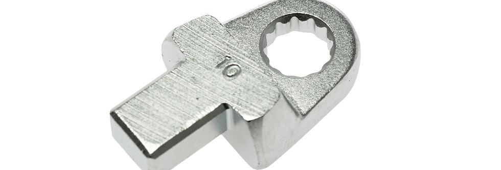 10mm RING INSERT SPANNER (TQWC100) (Teng Tools)