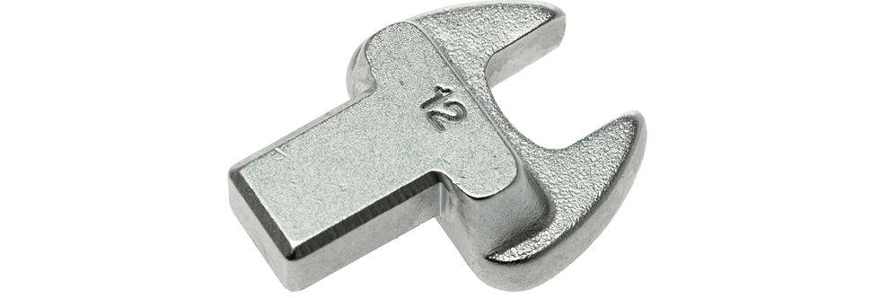 12mm OPEN END INSERT SPANNER (TQWC100) (Teng Tools)