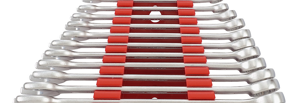 15 PIECE COMBINATION SPANNER SET (Teng Tools)