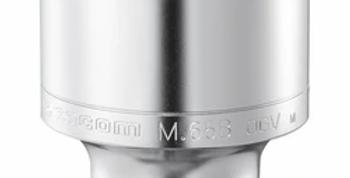 "1"" DRIVE METRIC 12-POINTS SOCKETS 65 MM    (Facom)"