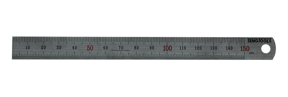 """150MM/6"""" STEEL RULE (Teng Tools)"""