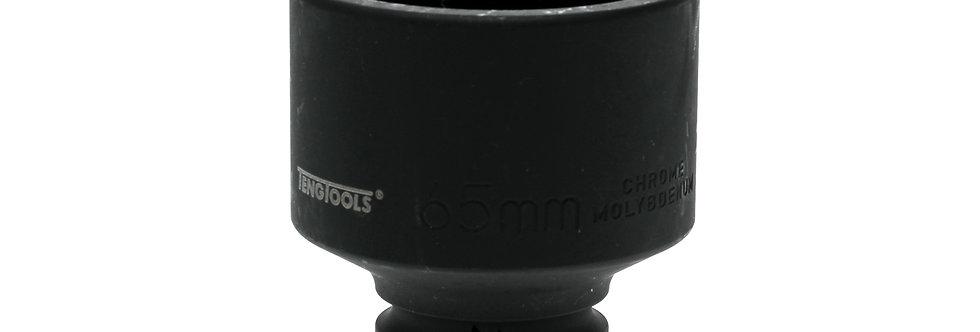 "1"" DRIVE - IMPACT - 65mm (2-9/16"") (Teng Tools)"