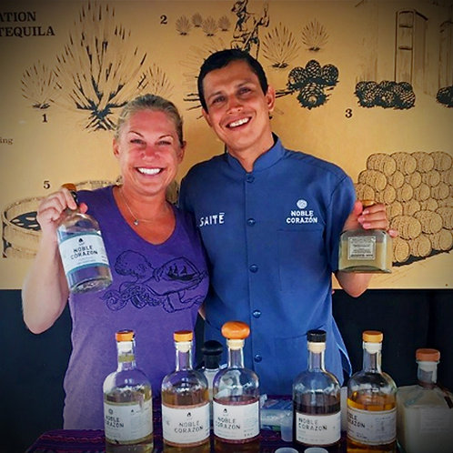Tequila, Mezcal & Raicilla Tasting