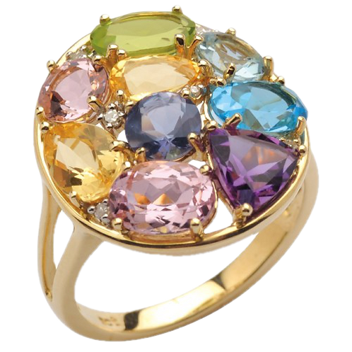 Multigem Ring