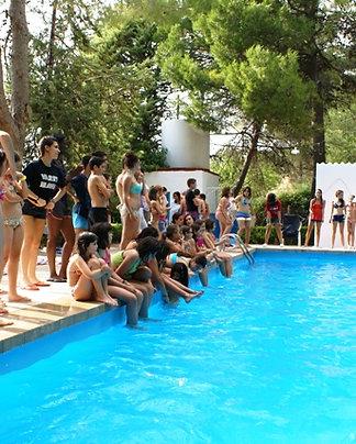 Reserva de plaza Campamento de verano de inglés