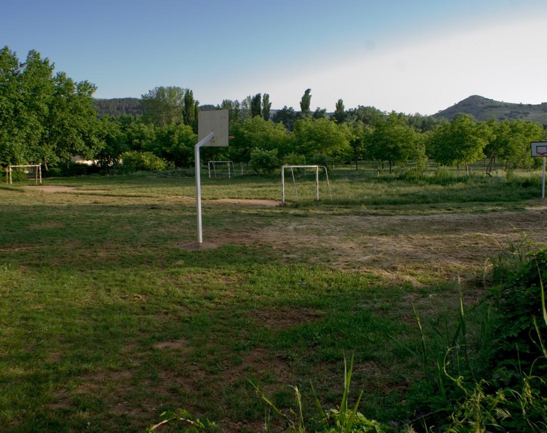 campo de juegos