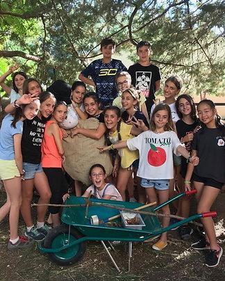Reserva de plaza Campamento de verano en español