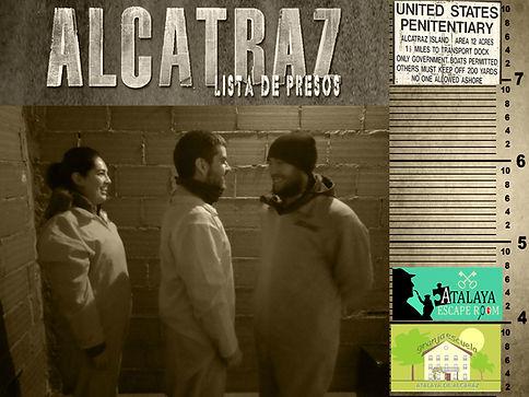Escape room Alcaraz - Albacete
