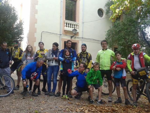 Alojamiento via verde Albacete - Alcaraz