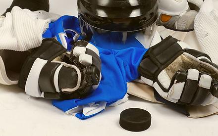 čištění hokejové výstroj, čištění lyžařských a snowboardových potřeb, čištění sportovních potřeb