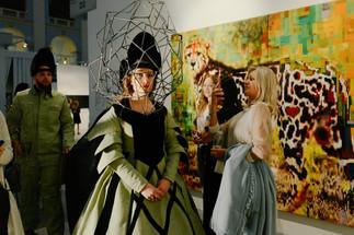 Art Intervention, 2018