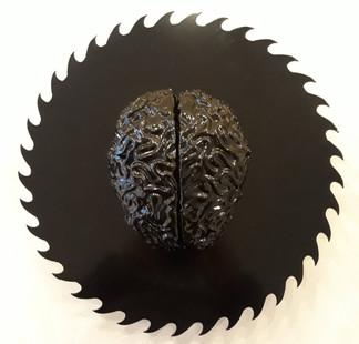 Hard Drives: Brain (Black)