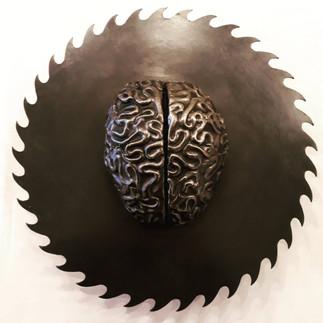 Hard Drives: Brain (Gray)