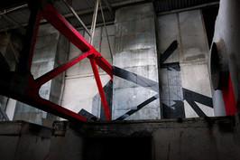 """Boundless"" installation"