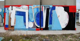 Adopted Graffiti Comosition No. 2