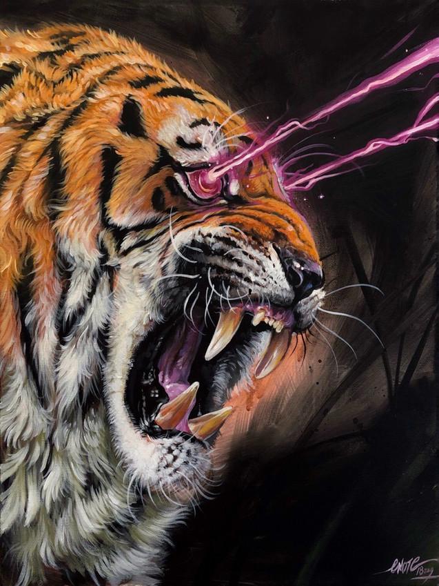 Roaring Sparks