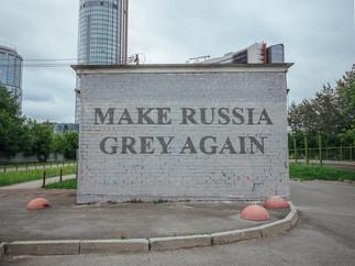 Make Russia Grey Again