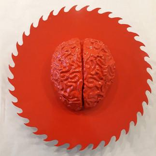 Hard Drives: Brain (Red)